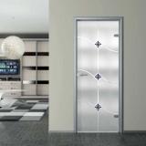 Стеклянные двери серии Florid