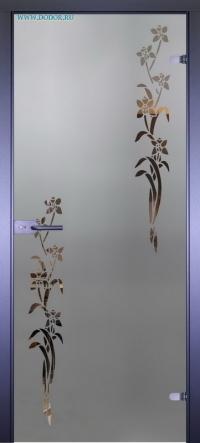 Стеклянная дверь Мирра 0041