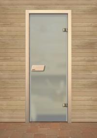 Финская дверь Нарвия Матовая