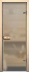 Двери для сауны Аспен и Линден Матовое стекло