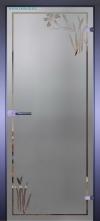 Стеклянная дверь Мирра 0018