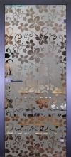 Стеклянная дверь Мирра 0069