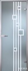 Стеклянная дверь Софи