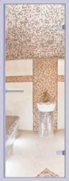 Дверь для сауны Хамам